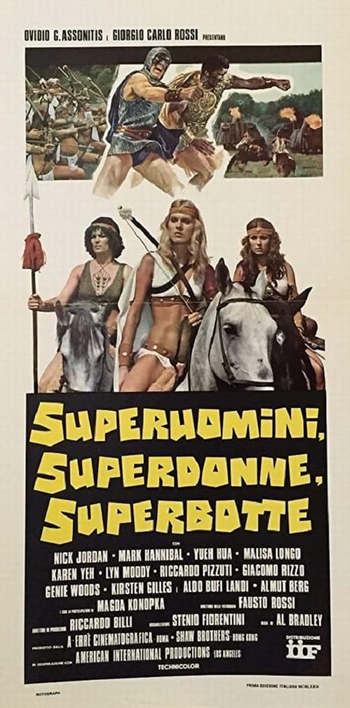 Superuomini, superdonne, superbotte (1974)