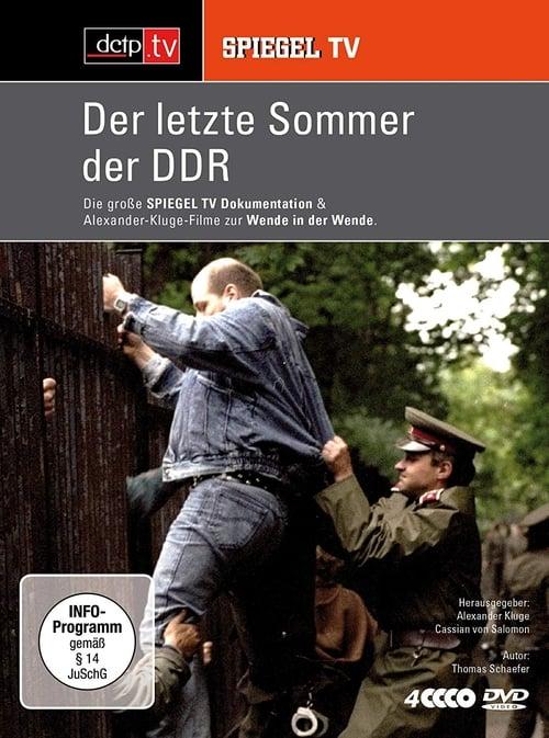 Der letzte Sommer der DDR poster