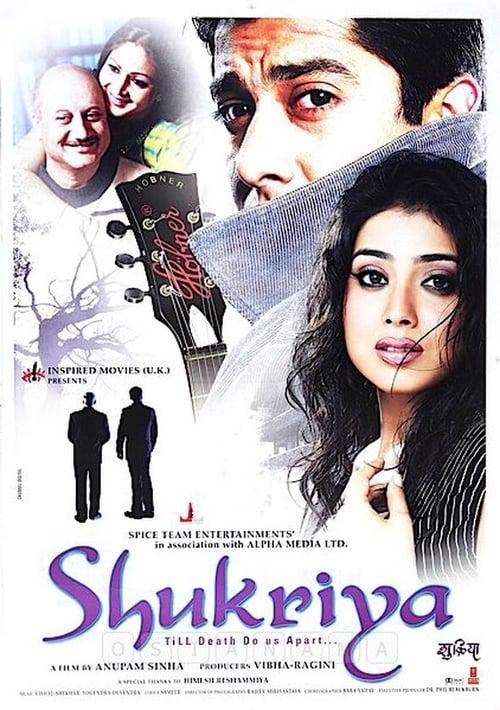 Shukriya: Till Death Do Us Apart film en streaming