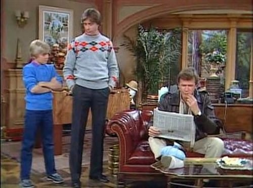 Silver Spoons 1982 Netflix: Season 1 – Episode Won't You Go Home, Bob Danish?