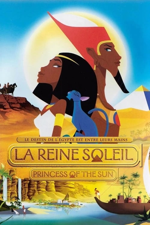 [1080p] La reine soleil (2007) streaming