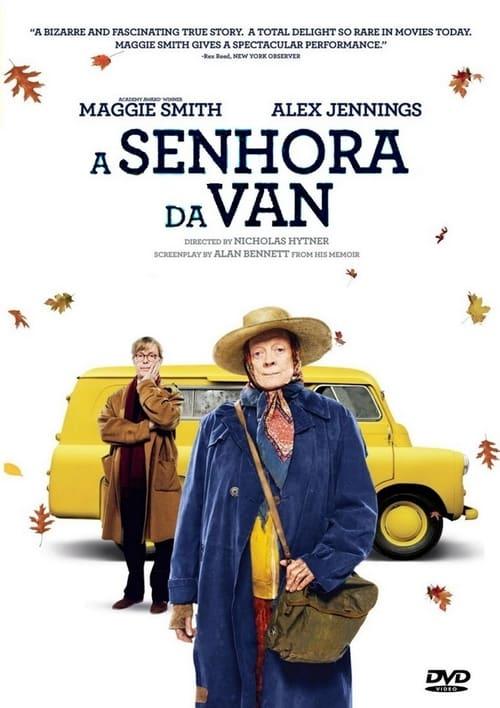 Assistir A Senhora da Van - HD 720p Dublado Online Grátis HD
