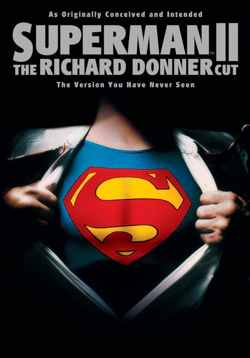 [720p] Superman II : The Richard Donner Cut (2006) streaming Amazon Prime Video