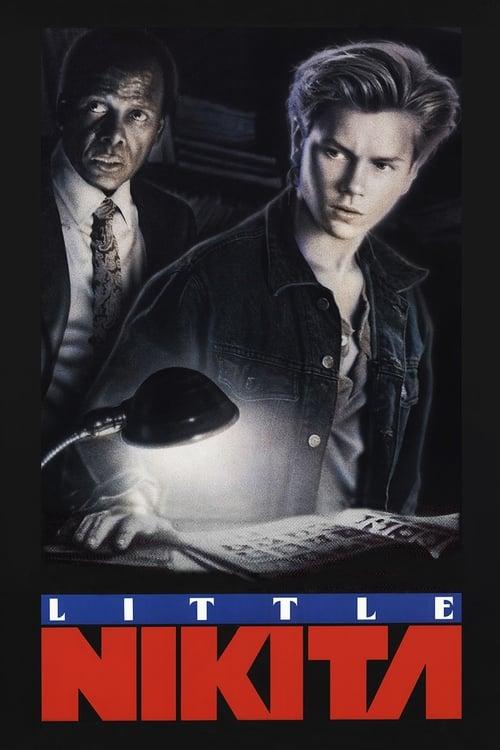 Little Nikita (1988) Poster