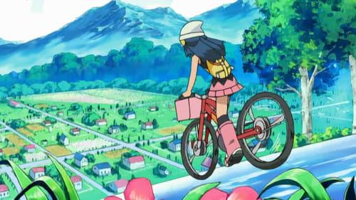 Pokémon: Diamond and Pearl – Épisode Following a Maiden's Voyage!