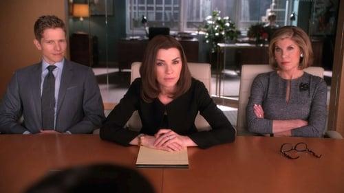 The Good Wife - Season 6 - Episode 14: Mind's Eye