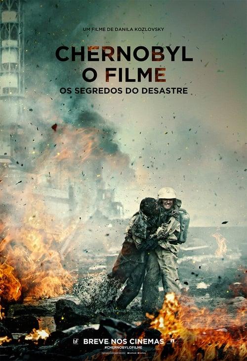 Chernobyl: O Filme Os Segredos do Desastre 2021 - BluRay 720p | 1080p / Legendado 5.1 – Download