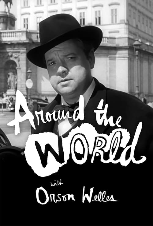 Around the World with Orson Welles poster