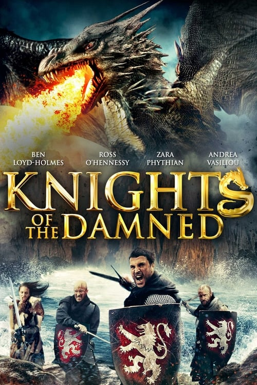 Knights of The Damned 2017 Hindi