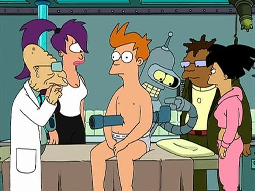Futurama - Season 3 - Episode 4: Parasites Lost