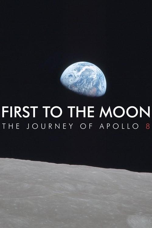 Película First to the Moon Doblado Completo