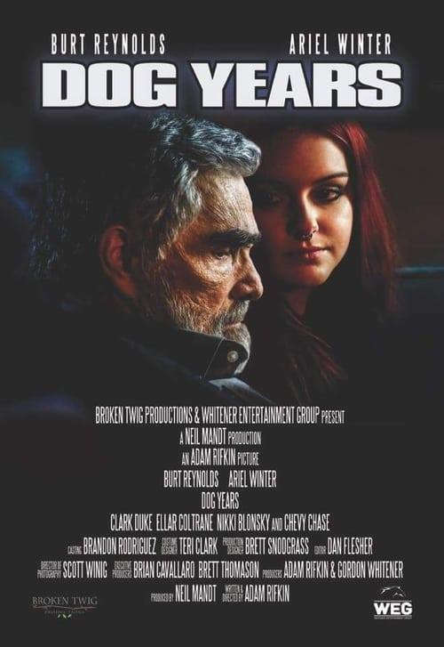 The Last Movie Star (2018)