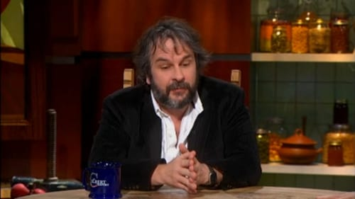 The Colbert Report: Season 9 – Episode Peter Jackson