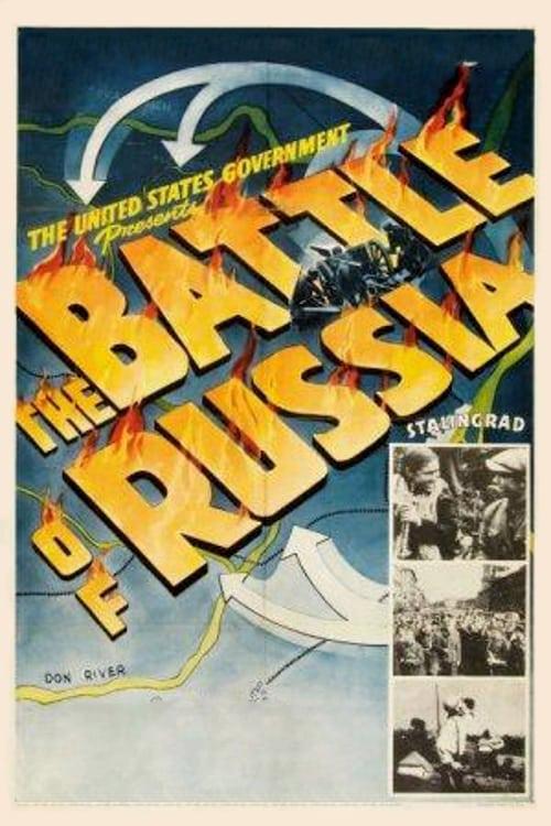 Katso Elokuva Why We Fight: The Battle of Russia Ilmaiseksi Suomeksi