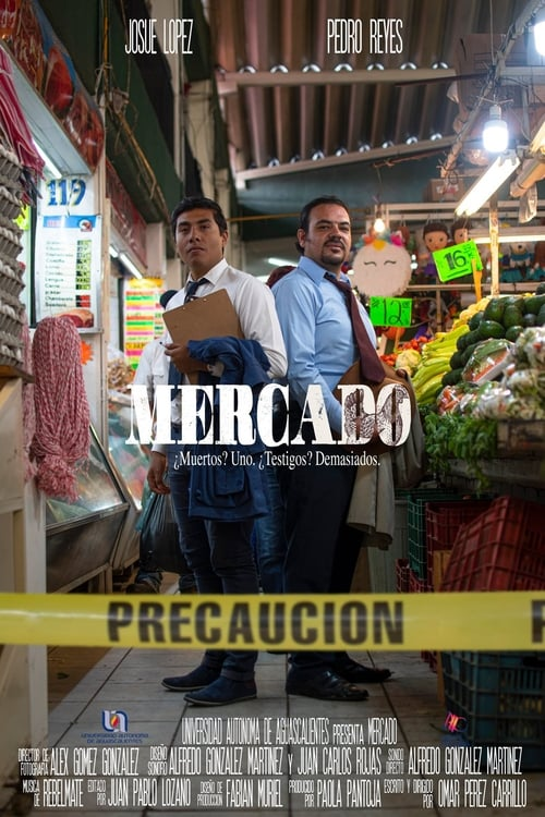 I recommend to watch Mercado