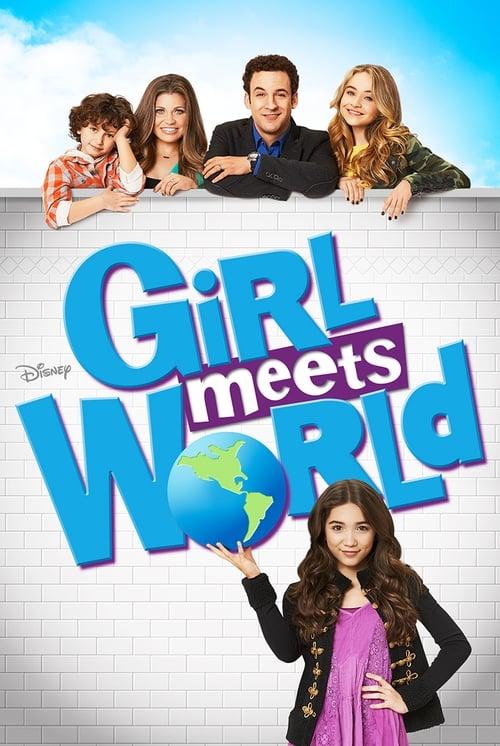 Girl Meets World Poster