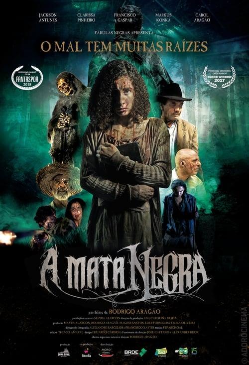 Película A Mata Negra En Español