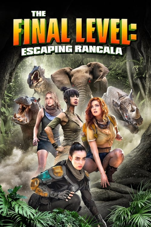 The Final Level: Escaping Rancala Movie Poster