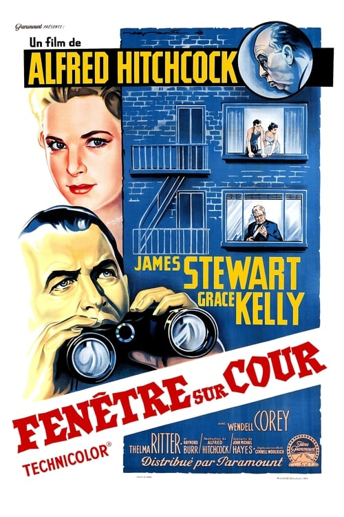 Regarder Fenêtre sur cour (1954) Streaming HD FR