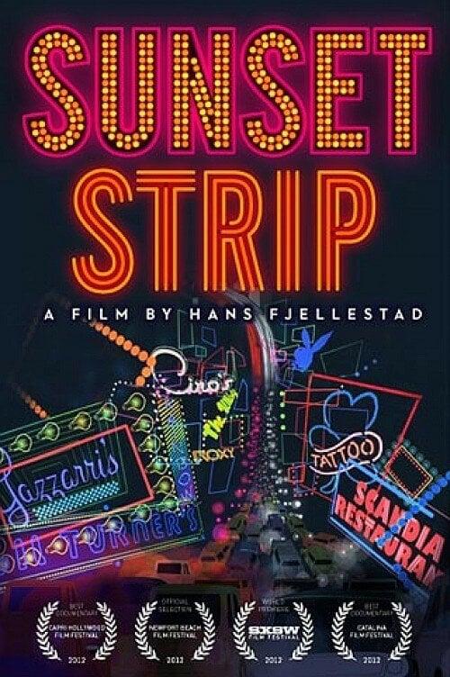 Visualiser Sunset Strip (2012) streaming fr