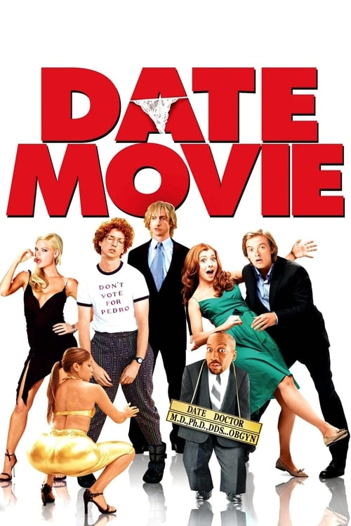 The poster of Date Movie