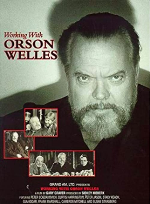 فيلم Working with Orson Welles كامل مدبلج