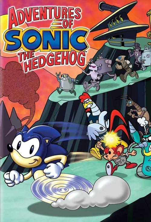 Adventures Of Sonic The Hedgehog Tv Series 1993 1993 The Movie Database Tmdb
