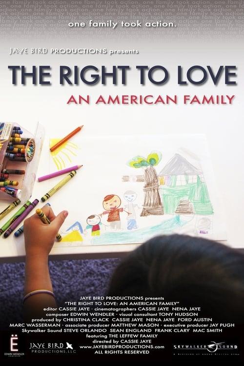 Film The Right to Love: An American Family Mit Deutschen Untertiteln