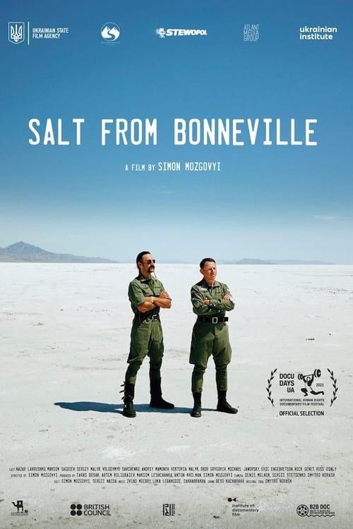 Salt from Bonneville Watch Here