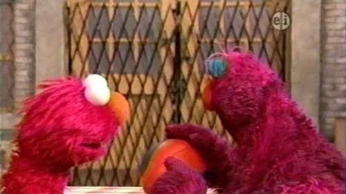 Sesame Street: Season 41 – Episod The Whoosh & Vanish Mystery