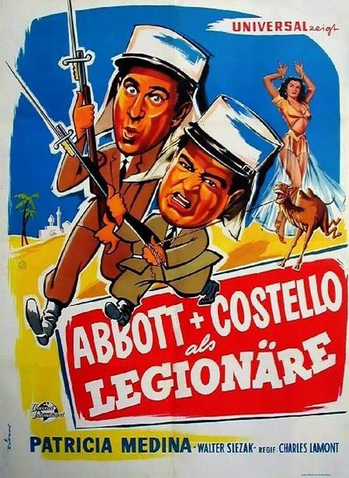 Abbott und Costello als Legionäre Mit Untertiteln Ansehen