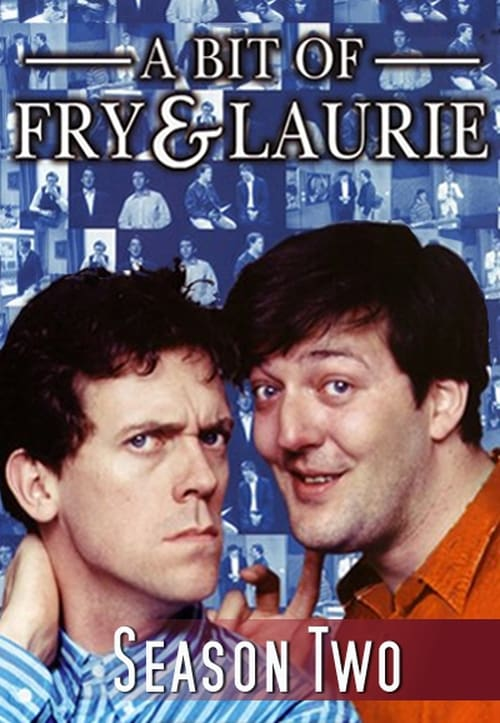 A Bit Of Fry And Laurie: Series 2