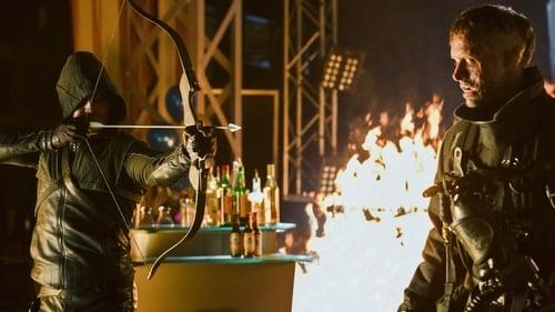 Arrow: Season 1 – Episode Burned