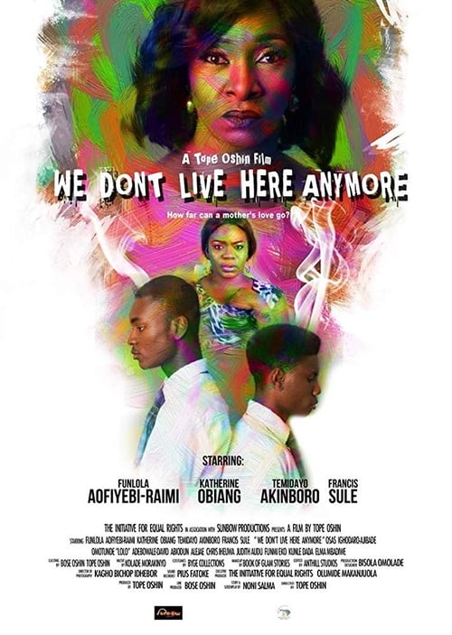 We Don't Live Here Anymore (2018)