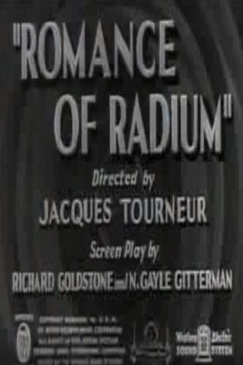 Film Romance of Radium Auf Deutsch Online