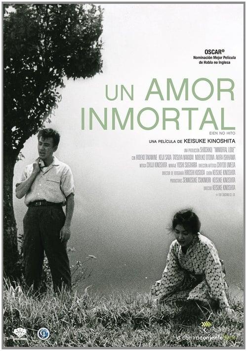 Mira Un amor inmortal Con Subtítulos En Línea