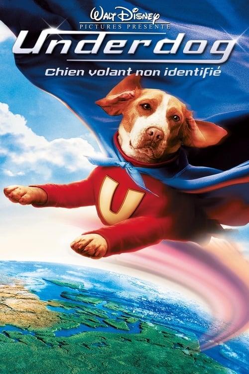 Underdog, chien volant non identifié (2007)
