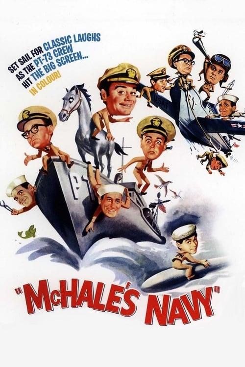 Película McHale's Navy En Línea