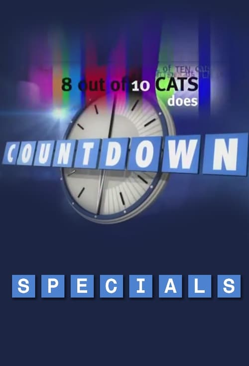 8 Out of 10 Cats Does Countdown: Specials