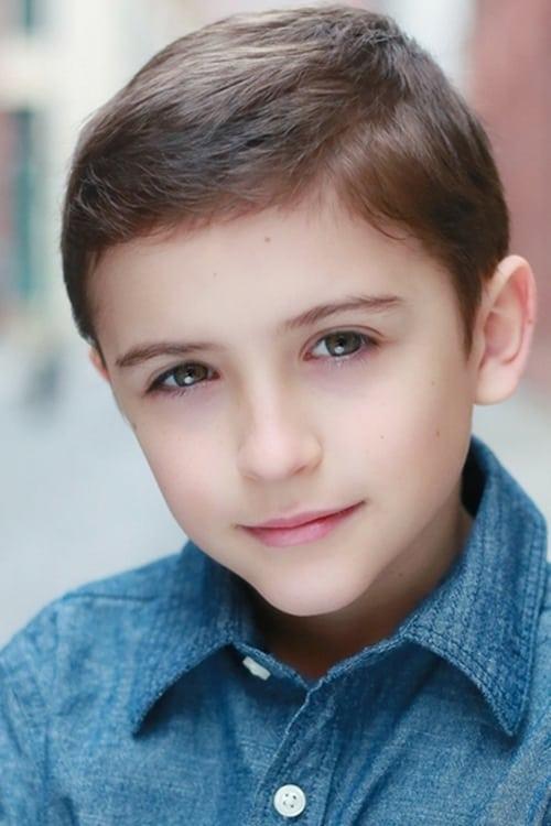 Kép: Jack Messina színész profilképe