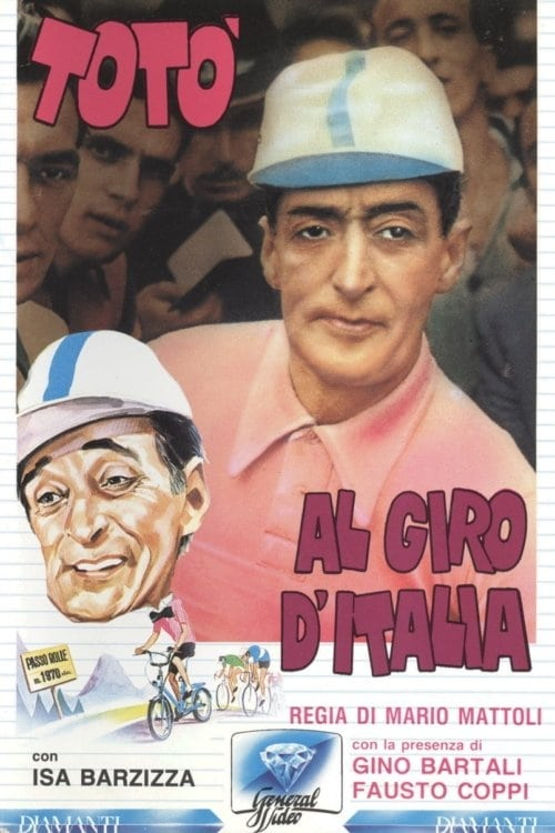 Mira Totò al Giro d'Italia En Español En Línea