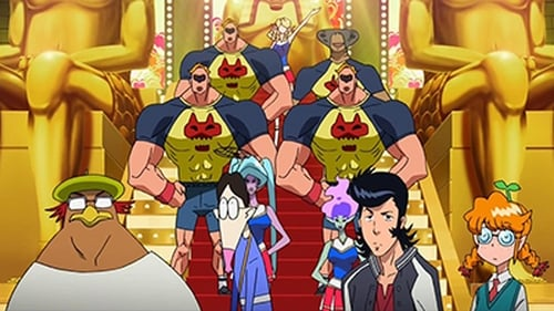 Watch Space Dandy S2E04 Online