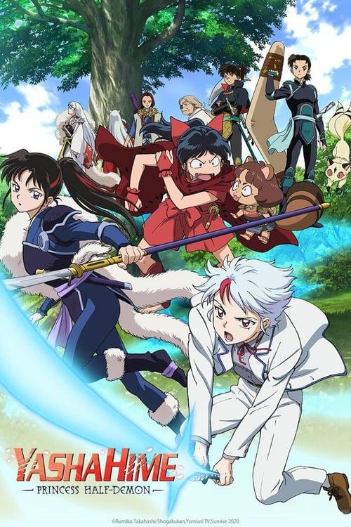 Yashahime: Princess Half-Demon - Animation / 2020 / ab 12 Jahre / 2 Staffeln