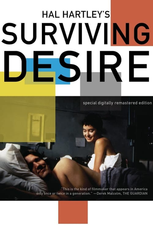 Surviving Desire poster