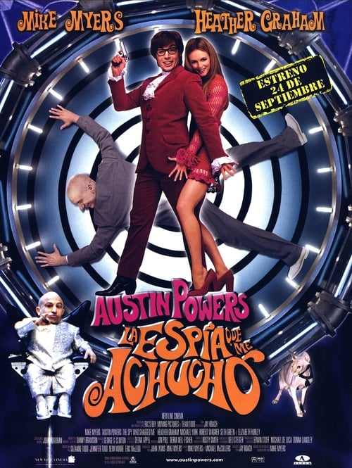 Austin Powers: The Spy Who Shagged Me Peliculas gratis