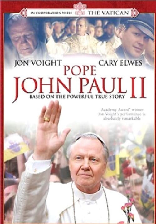 Largescale poster for Pope John Paul II