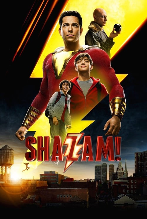Regardez  Shazam! 2019 en Streaming VF Gratuit Francais