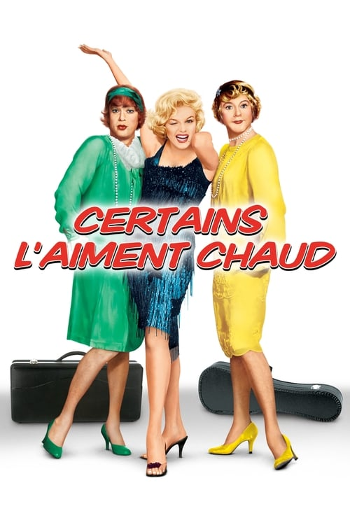 Regarder Certains l'aiment chaud (1959) Streaming HD FR