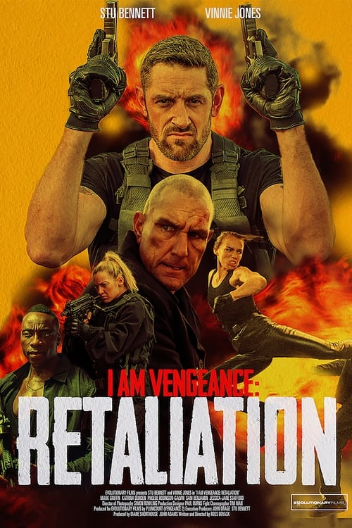 I Am Vengeance: Retaliation Series for Free Online