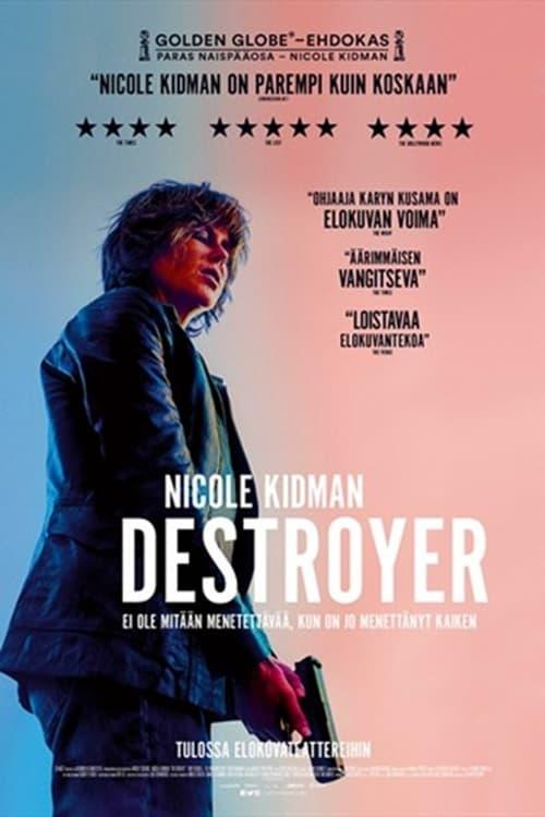 Lataa Elokuva Destroyer Kopioitu Suomeksi